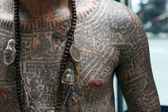 San Yak Tattoos