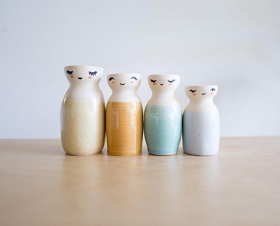 vase, ceramic, artifact, tableware,