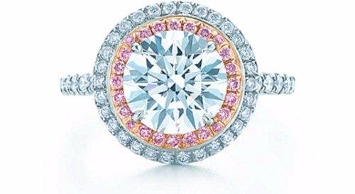 Tiffany Soleste® round