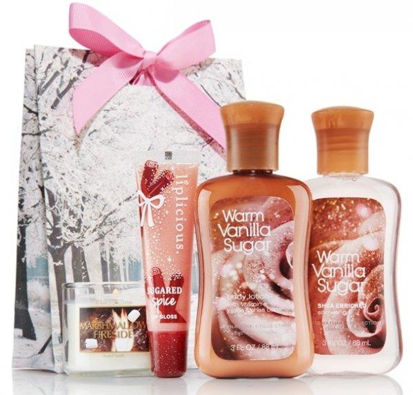 Bath and Body Works - Warm Vanilla Sugar
