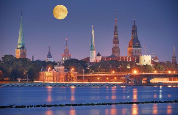 Go Disco Dancing in Riga, Latvia