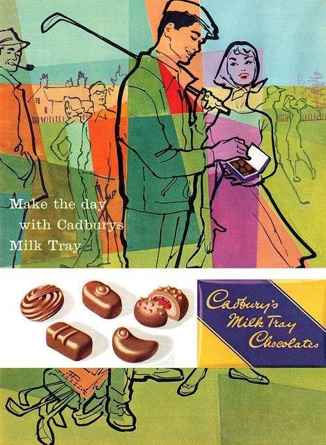 Cadbury's Milk Tray