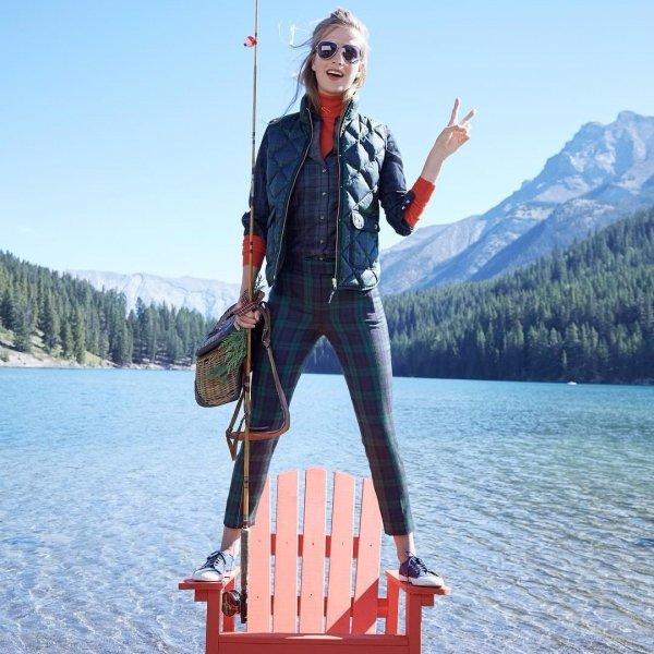 mountain, vacation, lake, vehicle, jumping,