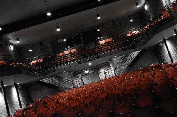 The Blaine Theater, Illinois