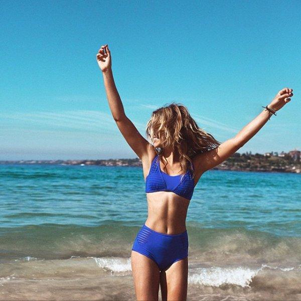 swimwear, vacation, sea, summer, fun,