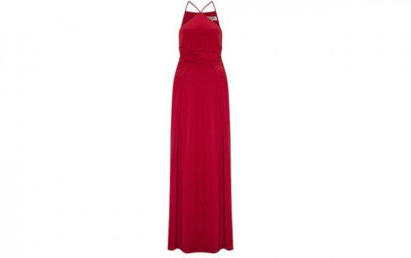 Cutout Body Maxi Dress