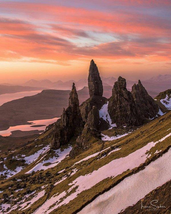 mountainous landforms, sky, mountain, wilderness, badlands,