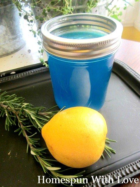 Homemade Jelly Air Freshener