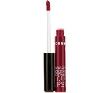 Korres Liquid Lipstick in #56 Red