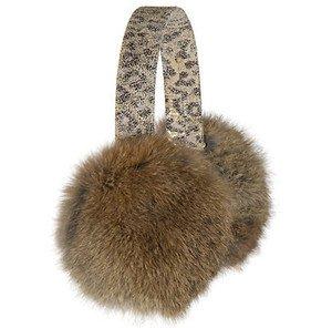 Rabbit Fur Earmuffs
