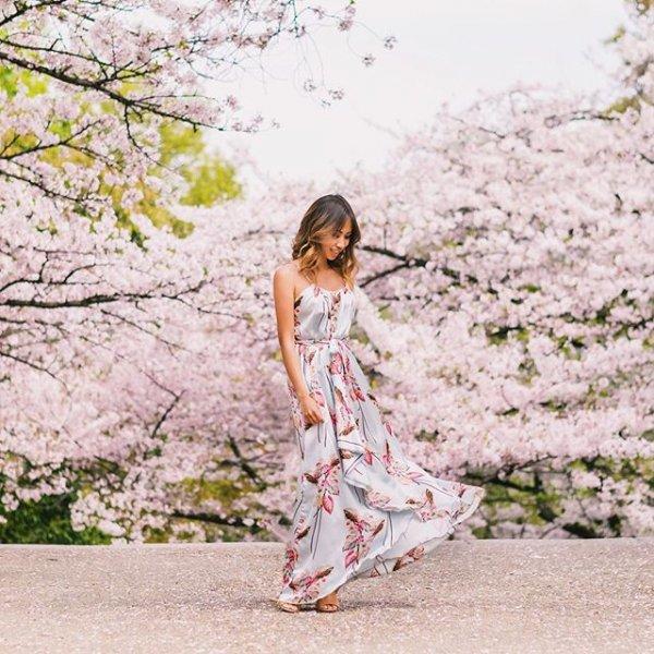 clothing, flower, cherry blossom, blossom, spring,