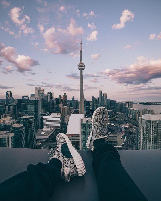 skyscraper, cityscape, landmark, tower, sky,