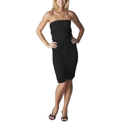Mossimo Women's Multi Style Convertible Wrap Dress
