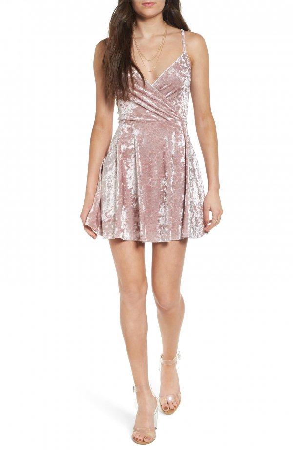 clothing, day dress, dress, cocktail dress, pink,