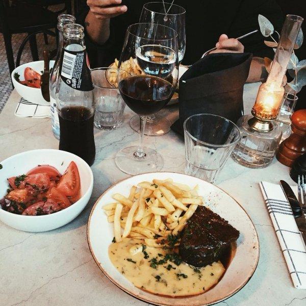 dish, meal, dinner, food, restaurant,