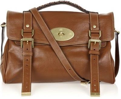 Mulberry Alexa Leather Bag