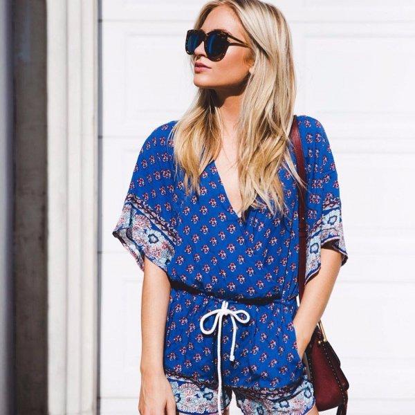 clothing, blue, sleeve, pattern, spring,