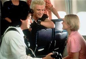 """the Wedding Singer"" - the Airplane Serenade"