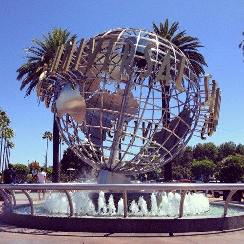 Universal Studios: Los Angeles, California, USA