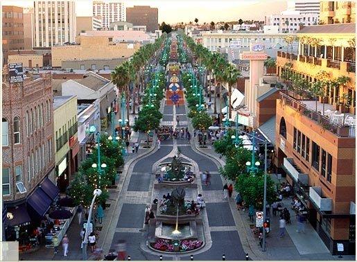 Third Street Promenade, Santa Monica, CA