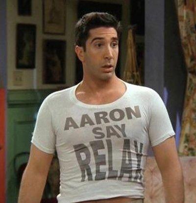 Ross's T-Shirt