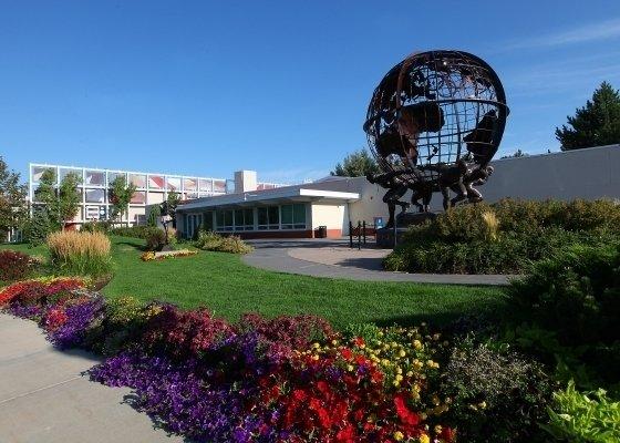 Olympic Training Center, Colorado Springs