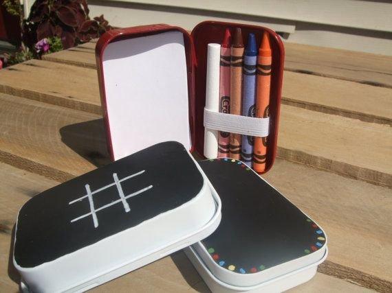 Travel Doodle Kit