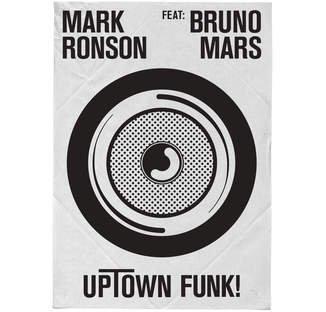 Uptown Funk - Mark Ronson (Feat. Bruno Mars)