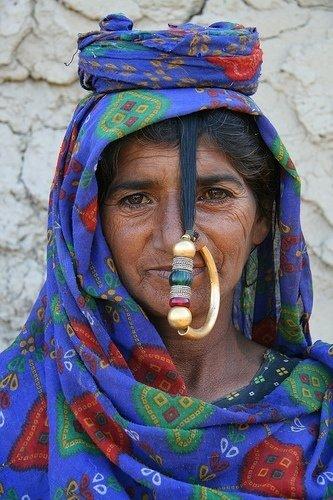Jat Woman
