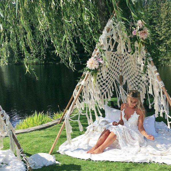 furniture, hammock,