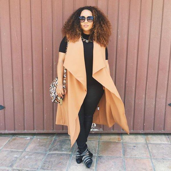 clothing, hair, footwear, black hair, leather,