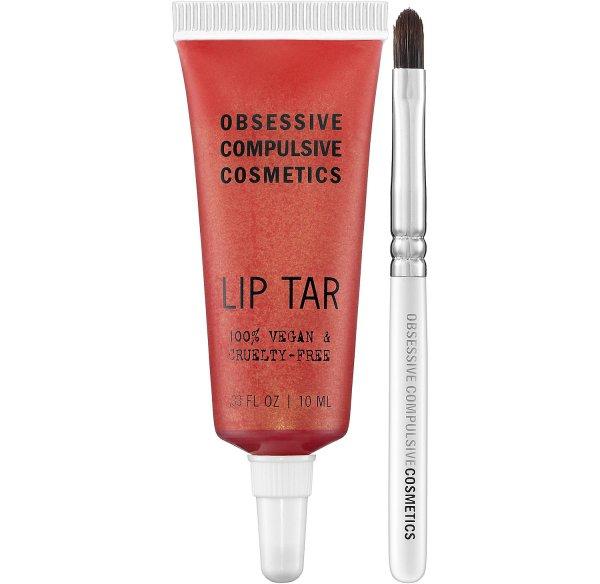 Obsessive Compulsive Cosmetics Metallic Lip Tar in Super NSFW