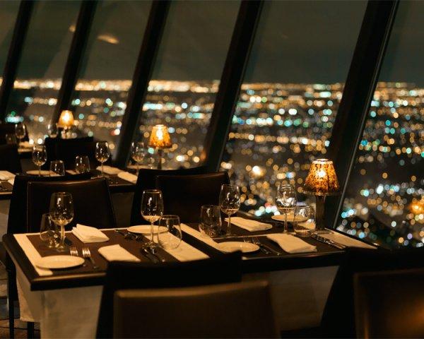 CN Tower 360 Restaurant - Toronto, Canada