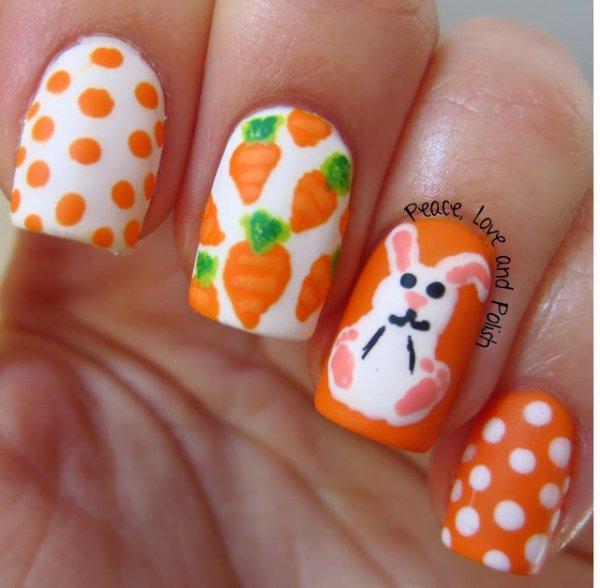nail,finger,orange,hand,food,