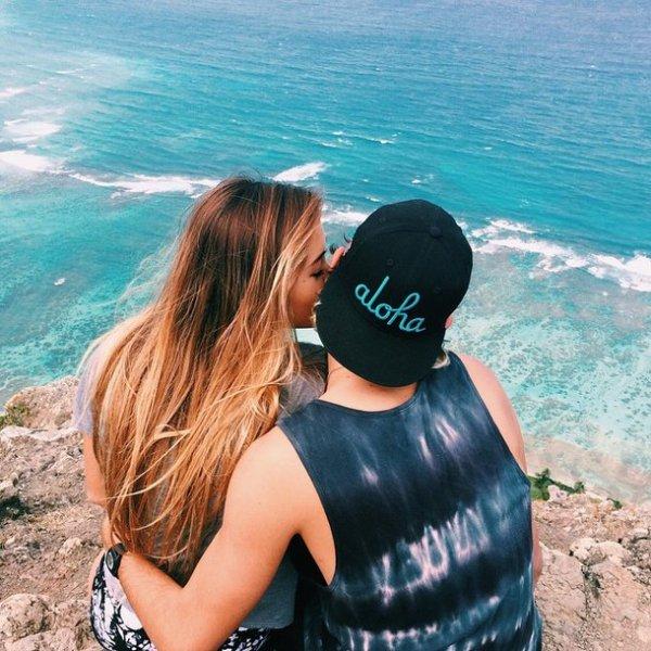 woman, vacation, sea, photo shoot, interaction,