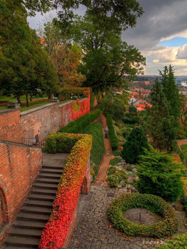 Prague Castle, Czechoslovakia
