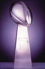 The Superbowl Trophy