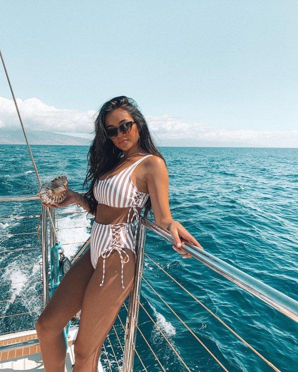 Beauty, Vacation, Sea, Lady, Photo shoot,