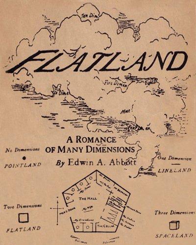 Flatland - a Romance of Many Dimensions by Edwin a. Abbott