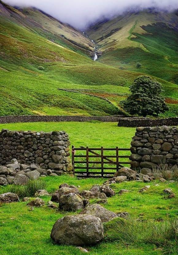 The Lake District, England