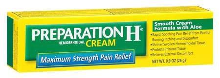 Preparation H, product, pharmaceutical drug, PREPARATION, Maximum,
