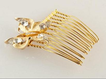 Golden Butterfly...