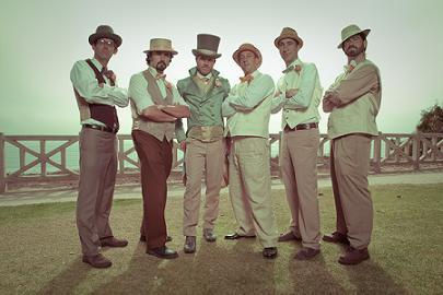 Groomin' the Groomsmen...