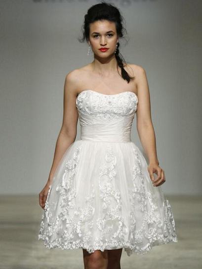 The Little White Dress...