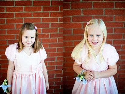 The Flower Girls...