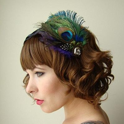 Fancy Feathers...