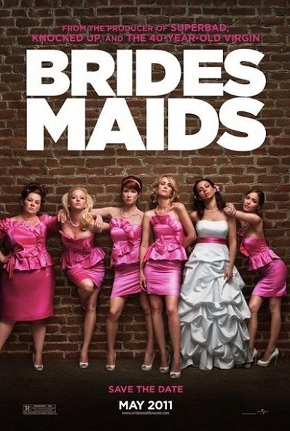 Bridesmaids....
