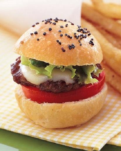 Mini Burgers...