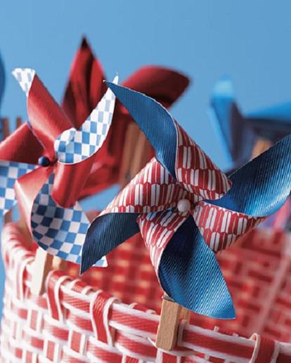 Pretty Pinwheels...
