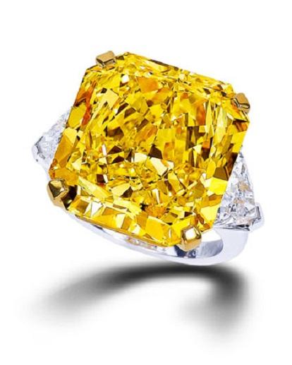 Yellow Diamonds...